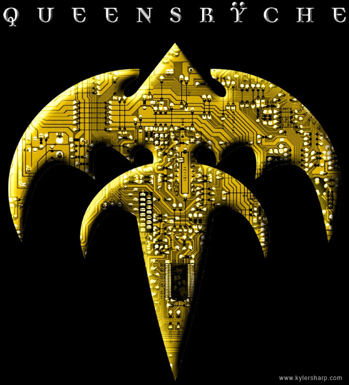 » queensryche-gold-tryryche-s Kyler Sharp Illustrations