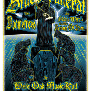 "Blues Funeral - CD Release ""Awakening"""