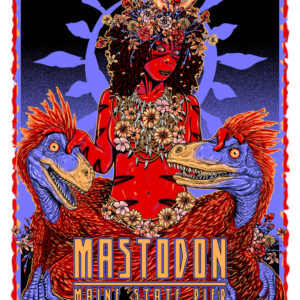 Mastodon-Portland,Maine-2018-K-Sharp